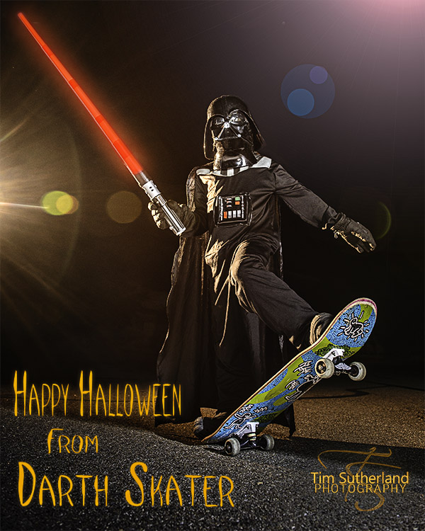 Darth Vader-Halloween-Tim Sutherland Photography