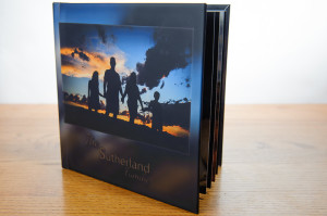 Portrait Albums - Tim Sutherland Photography