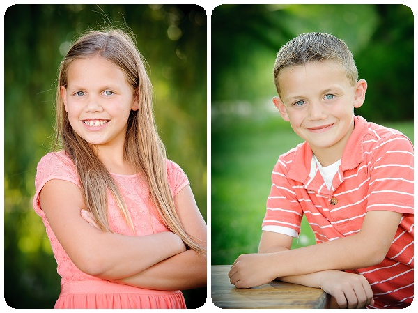 Outdoor tween kid photos